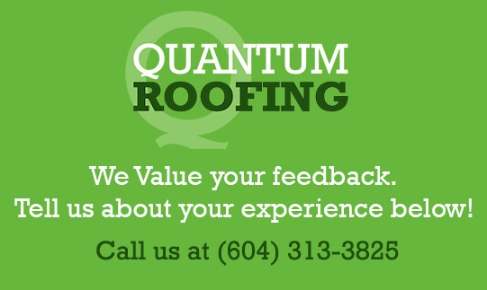 Quantum Roofing Review Header